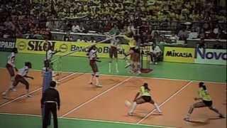 getlinkyoutube.com-Documentário Pátria - Brasil x Cuba Atlanta 1996 volei feminino