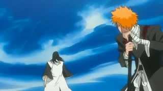 getlinkyoutube.com-Byakuya Vs Ichigo Full Fight Dub .