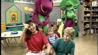 Barney Friends Begining Pbs 1992mpg Youtube