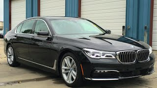 getlinkyoutube.com-2016 BMW 7 Series 750i Full Review, Start Up, Exhaust