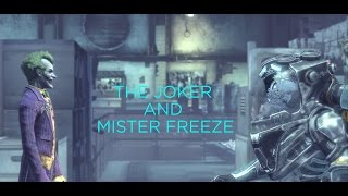 Batman: Arkham City - The Joker and Mr. Freeze