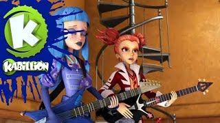 getlinkyoutube.com-Sabrina: Secrets of a Teenage Witch - S1 Ep 3 - Shock Rock