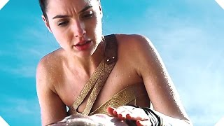 getlinkyoutube.com-WONDER WOMAN Movie TRAILER (Gal Gadot - Comic Con 2016)