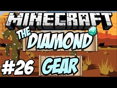 The Diamond Gear: Minecraft 1.6.4 Modded - Part 26 - More Wand Foci And Research