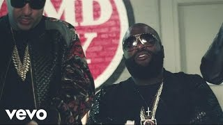 Rick Ross - What A Shame (ft. French Mo