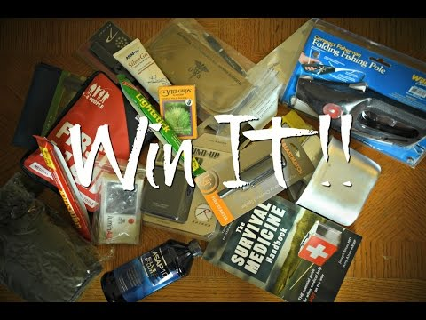 Camping Gear Giveaway