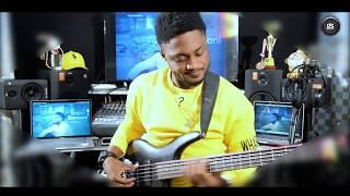 Bonooni by Joe Mettle ft Luigi  (bass cover)