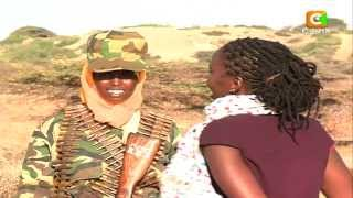 getlinkyoutube.com-Somalia's Kiss Of Life Part 3 : SNA Female Soldiers