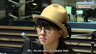 {ENG} 141124 KSY Dreaming Radio with Seunghoon and Minho