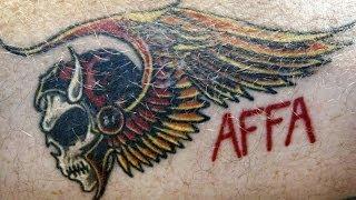 Hells Angels vs Satudarah - ALI O & Frank H Die Ex Präsidenten  - Dokumentation 2014