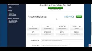 getlinkyoutube.com-Traffic Monsoon Explained $10,000 at $350 a day! Day 42 Review