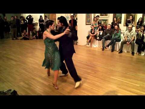 Mario Consiglieri & Anabella Diaz-Hojman - 1  - Dia Del Tango - Sofia 2010