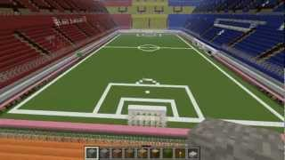 getlinkyoutube.com-San Siro - Meazza su Minecraft
