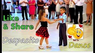 Kids Dancing On Despacito - Luis Fonsi
