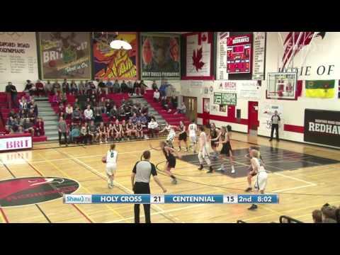 City Premiere League Basketball - Girls Final
