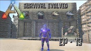 getlinkyoutube.com-ARK: Survival Evolved - Turtle (Carbonemys) Egg Farm  EP-13