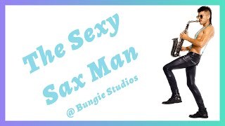 getlinkyoutube.com-Sexy Sax Man | Bungie Studios | Issaquah HS