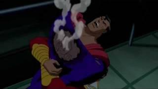 getlinkyoutube.com-Superman vs Captain Marvel_Justice League