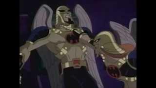 getlinkyoutube.com-Justice League- Hawkgirl- Angel of Darkness
