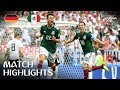 Germany v Mexico - 2018 FIFA World Cup Russia� - Match 11