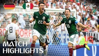 Germany v Mexico - 2018 FIFA World Cup Russia™ - Match 11 width=