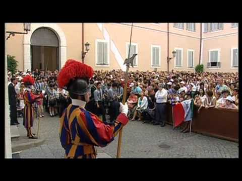 Pope dedicates general audience to Saint Augustine