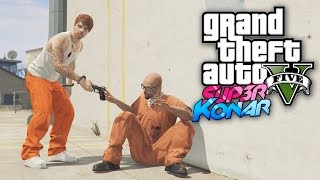 getlinkyoutube.com-GTA ONLINE - LE BRAQUAGE ULTIME 2! (Prison break)