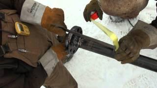getlinkyoutube.com-Welding Fabrication  -  Fit Up