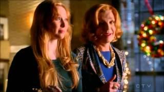 "getlinkyoutube.com-Castle 7x10  ""Bad Santa"" #Moments Caskett- First Scene Castle Family Christmas"