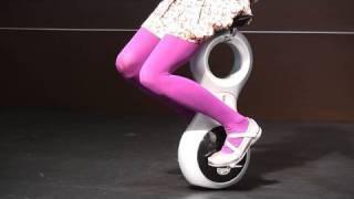getlinkyoutube.com-【東京モーターショー】ホンダの電動一輪車「U3-X」