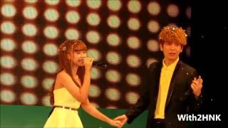 getlinkyoutube.com-[With2HNK] Cornetto Valentine Concert- Khởi My Huy Khánh