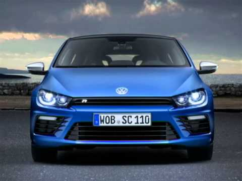 VW Scirocco 2014 (restyling, sport coupe)