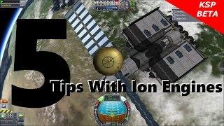 getlinkyoutube.com-Kerbal Space Program 5 Tips With Ion Engines