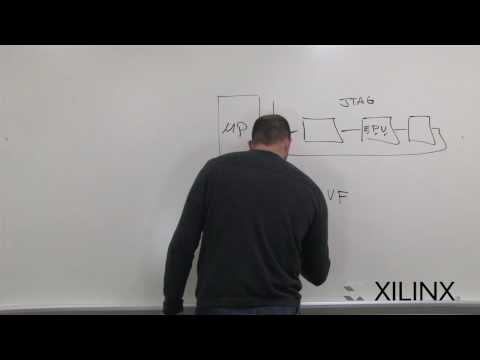 XAPP058 - Xilinx In-System Programming Using an Embedded Microcontroller