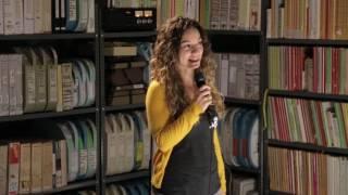 Liz Miele - Comedy - 4/26/2016 - Paste Studios, New York, NY width=