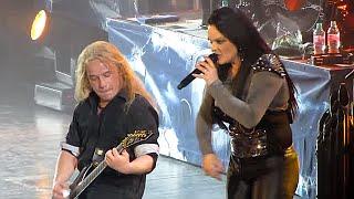 getlinkyoutube.com-Nightwish - Last Ride of the Day (15.03.2012, Crocus City Hall, Moscow, Russia)