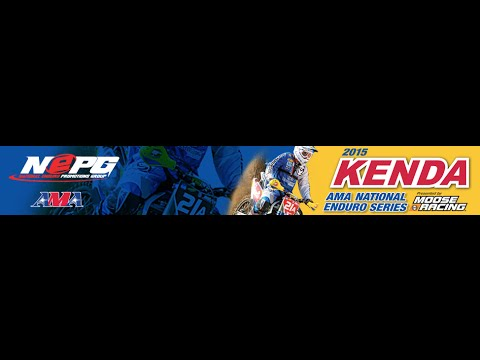 2015 Sumter National Enduro - Section 1