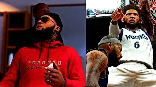 getlinkyoutube.com-CAM GETTING ROASTED AT THE BARBER SHOP! | REVERSE SLAM ON BOOGIE COUSINS! - NBA 2K17 MyCAREER