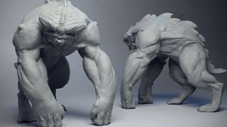 getlinkyoutube.com-FlippedNormals: Sculpting the Base