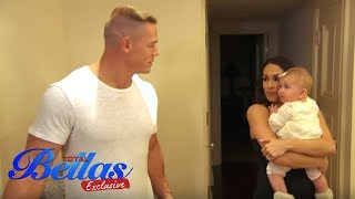 John and Nikki give the Danielsons a tour of their new San Diego house | Total Bellas Exclusive