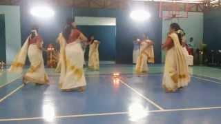 getlinkyoutube.com-Thiruvathira 15-pink stilettoes