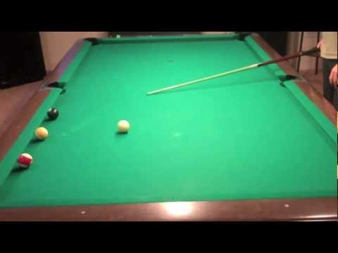 Billiard Lessons - Great Practice Drill