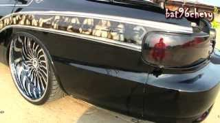 "getlinkyoutube.com-Custom 95 Impala SS BAGGED on 24"" Forgiatos - 1080p HD"