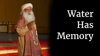 getlinkyoutube.com-Water Has Memory - Sadhguru at IIT Madras (Part V)