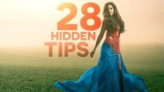 getlinkyoutube.com-PHOTOSHOP: 28 Powerful Hidden Tips, Tricks, & Features!