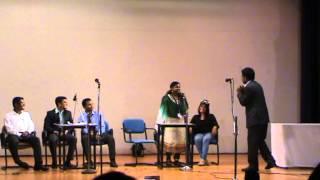 English-Vinglish(Comedy) skit LBSNAA Mussoorie 88th FC