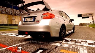 getlinkyoutube.com-NEW SUBARU WRX STI 2015 - DRIFT AND SOUND TEST DRIVE
