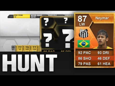 "FIFA 13 - 'Pack 'N' Play' 103 ""WE GET AN INFORM & MOTM NEYMAR HUNT!!! Series 4 Ep 16"
