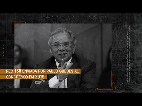 """PEC 186 - O """"presente"""" de Paulo Guedes para os servidores públicos"""