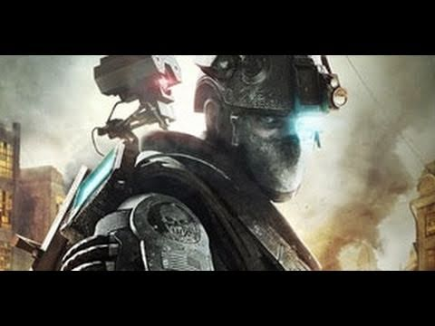 Ghost Recon: Future Soldier - E3 2011: IGN Live Commentary